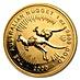 Australian Gold Kangaroo Nugget 2000 - 1 oz thumbnail