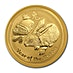 Australian Gold Lunar Series 2011 - Year of the Rabbit - 1 oz thumbnail