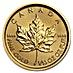 Canadian Gold Maple 2019 - 1/10 oz thumbnail