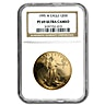 American Gold Eagle 1995 - Graded PF 69 by NGC - Proof - 1 oz