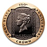 Isle of Man Gold Penny Black 1990 - 1 oz