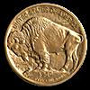 American Gold Buffalos