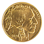 American Gold Buffalo 2020 - 1 oz thumbnail