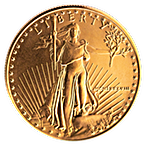 American Gold Eagle 1988 - 1 oz thumbnail