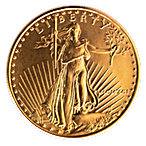 American Gold Eagle 1991 - 1 oz thumbnail