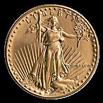 American Gold Eagle 1987 - 1/2 oz thumbnail