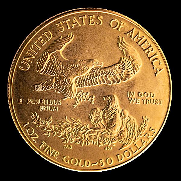 American Gold Eagle 1990 - 1 oz