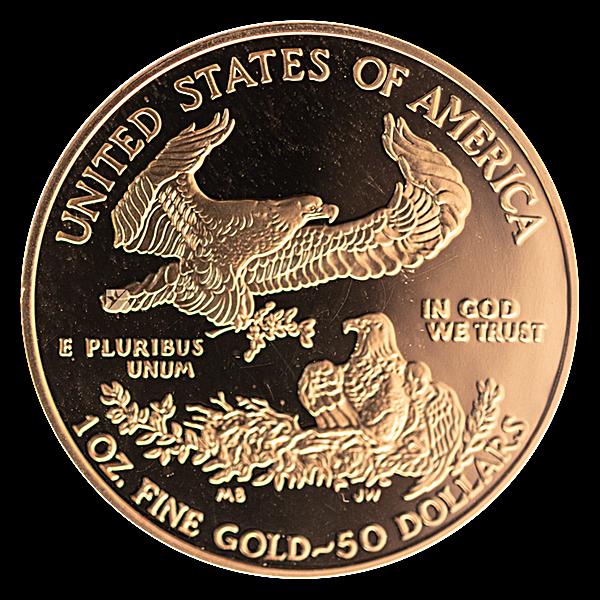 American Gold Eagle 2004 - Proof - 1 oz
