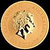 Australian Gold Kangaroo Nugget 2018 - 1 oz