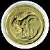 Australian Gold Kangaroo Nugget 2021 - 1 oz thumbnail