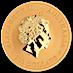 Australian Gold Kangaroo Nugget Various Years - 1 oz thumbnail