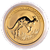 Australian Gold Kangaroo Nugget 2017 - 1 oz thumbnail