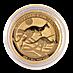 Australian Gold Kangaroo Nugget 2018 - 1/10 oz thumbnail