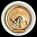 Australian Gold Kangaroo Nugget Various Years - 1/4 oz thumbnail