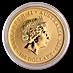 Australian Gold Kangaroo Nugget 2009 - 1 oz thumbnail