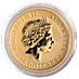 Australian Gold Kangaroo Nugget 2016 - 1/2 oz thumbnail