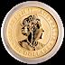 Australian Gold Kangaroo Nugget 2020 - 1 oz thumbnail
