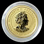 Australian Gold Lunar Series 2021 - Year of the Ox - 1/10 oz thumbnail