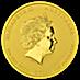 Australian Gold Lunar Series 2014 - Year of the Horse - 2 oz thumbnail