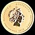 Australian Gold Lunar Series 2019 - Year of the Pig - 1/20 oz thumbnail