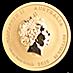Australian Gold Lunar Series 2019 - Year of the Pig - 1/4 oz thumbnail