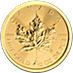 Canadian Gold Maple 2016 - 1/2 oz thumbnail