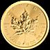 Canadian Gold Maple 2016 - 1/2 oz thumbnail