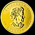 Canadian Gold Maple 2014 - 1 oz thumbnail