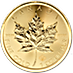 Canadian Gold Maple 2016 - 1 oz thumbnail
