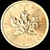 Canadian Gold Maple 2017 - 1 oz thumbnail