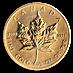 Canadian Gold Maple 1987 - 1/2 oz thumbnail
