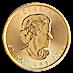 Canadian Gold Maple 2018 - 1 oz thumbnail