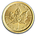 Canadian Gold Maple 2019 - 1/4 oz thumbnail