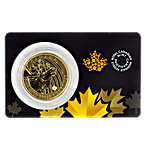 Canadian Gold Moose 2019 - 1 oz thumbnail