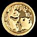 Chinese Gold Panda 2021 - 1 g thumbnail