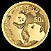 Chinese Gold Panda 2021 - 3 g thumbnail