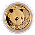 Chinese Gold Panda 2018 - 3 g thumbnail