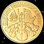 Austrian Gold Philharmonic 2016 - 1 oz thumbnail