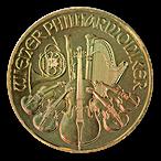 Austrian Gold Philharmonic 2021 - 1 oz thumbnail