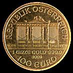 Austrian Gold Philharmonic - Various years - 1 oz thumbnail