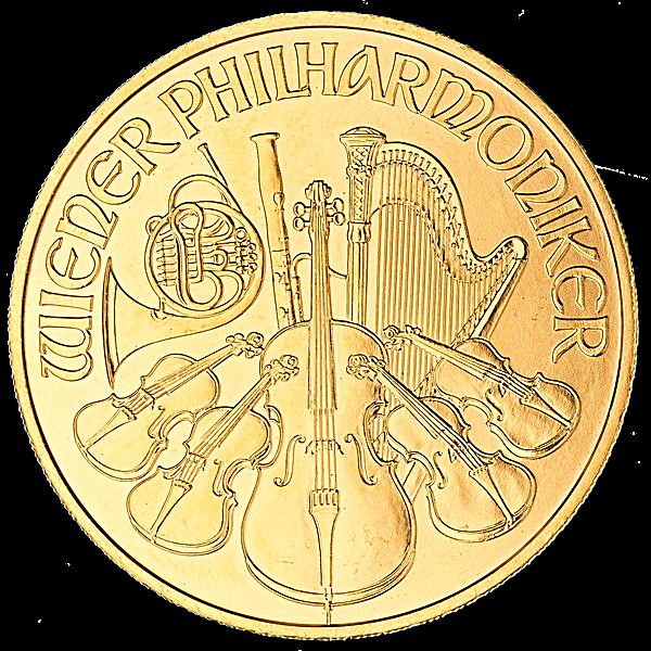 Austrian Gold Philharmonic 2017 - 1 oz