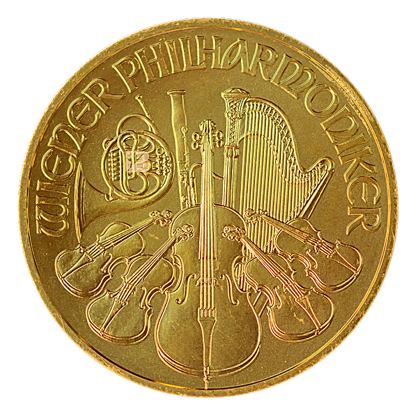 Austrian Gold Philharmonic 2021 - 1 oz