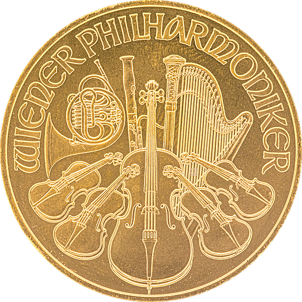 Austrian Gold Philharmonic 2020 - 1 oz
