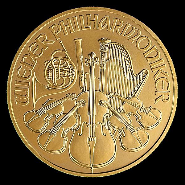 Austrian Gold Philharmonic 2019 - 1 oz
