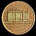 Austrian Gold Philharmonic 2021 - 1/4 oz thumbnail