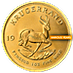 South African Gold Krugerrand - Various Years - 1 oz  thumbnail