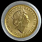 United Kingdom Gold Britannia 2021 - 1 oz thumbnail