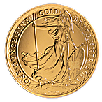 United Kingdom Gold Britannia 2013 - 1 oz thumbnail