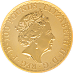 United Kingdom Gold Britannia 2020 - 1 oz thumbnail