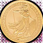United Kingdom Gold Britannia 2020 - 1 oz thumbnail